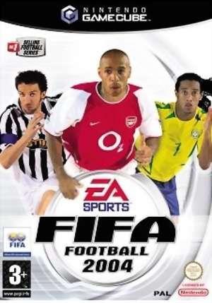 Игру Футбол Fifa 2004